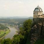 Wycieczka na Lilienstein i zwiedzanie twierdzy Königstein z dzieckiem