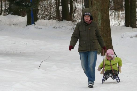 Gdzie wybrać się z dziećmi na sanki na Dolnym Śląsku?