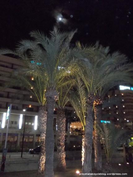 Alicante nocą