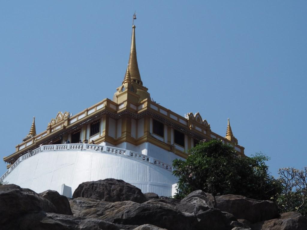 Wat Saket, czyli Świątynia Złotej Góry, 10 najciekawszych atrakcji Bangkoku, czyli 2 dni w tajskiej stolicy, Bangkok, Tajlandia