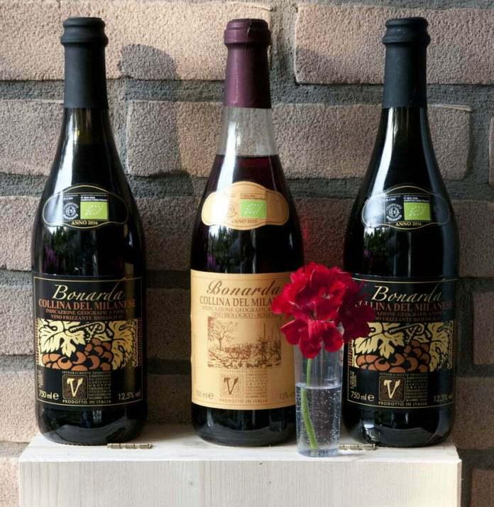 wino z San Colombano al Lambro