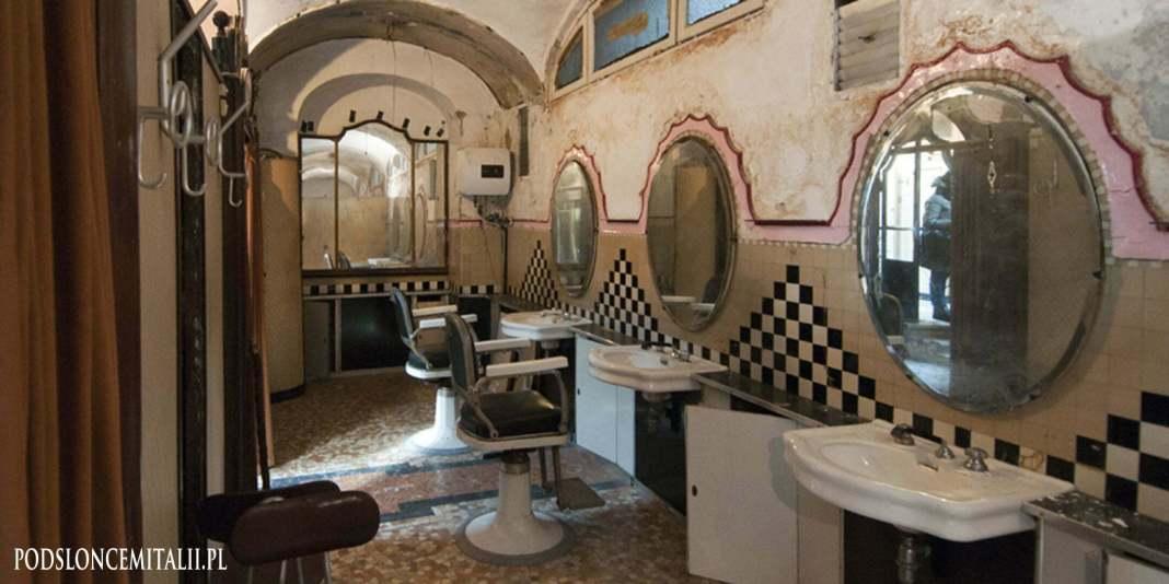 Albergo Diurno Metropolitano Venezia: Art Déco, Hotel Dzienny i Łaźnie Publiczne w Mediolanie