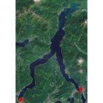 jezioro Como część południowa