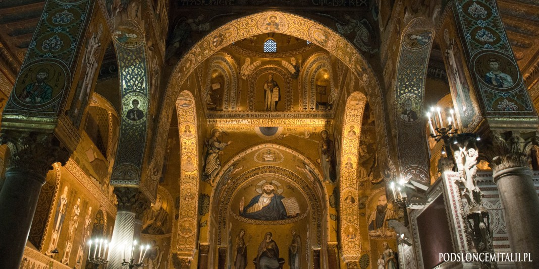 Kaplica Palatyńska - najpiękniejszy włoski kościół