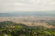 Fiesole - miasteczko, z którego rozpościera się najpiękniejszy widok na Florencję