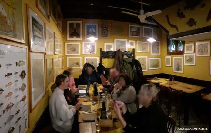 Osteria Al Mascaron w Wenecji - dobrze tu karmią!