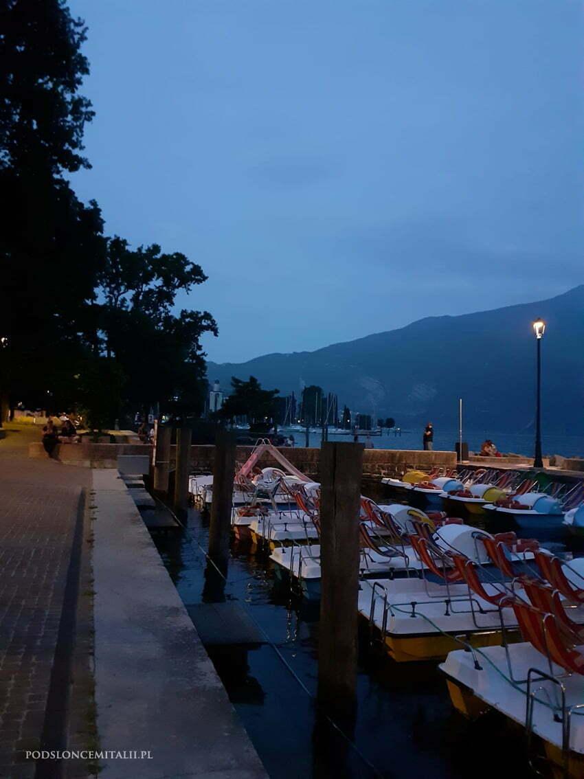 Weekend w Riva del Garda: atrakcje, plaże, restauracje (PRZEWODNIK)