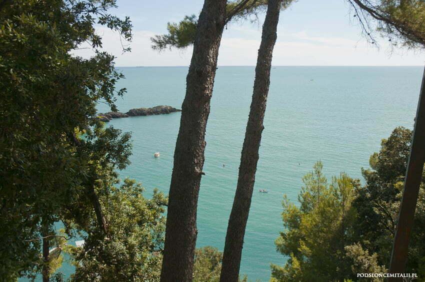 Tellaro - liguryjska wioska rybacka, którą kochają artyści