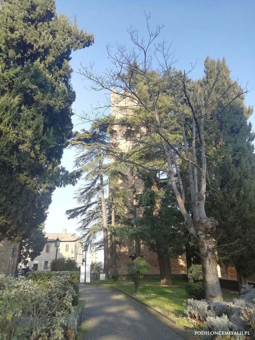 Castell'Arquato - średniowieczne miasteczko zakochanych, gdzie spróbujesz dobrej kuchni
