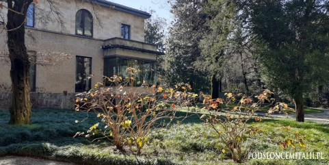 Villa Necchi Campiglio - modernistyczna rezydencja w centrum Mediolanu