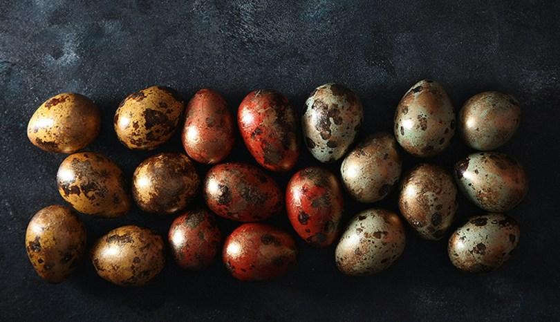 пасха покраска яиц