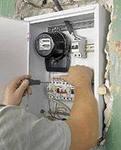 электромонтаж вводного устройства