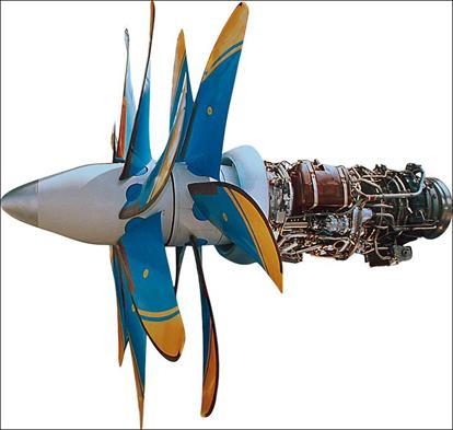 Лопасти вентилятора в авиации