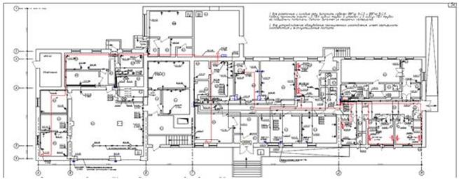 Проект электроснабжения предприятия