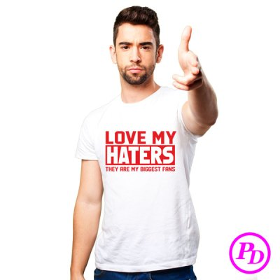 Tricou Haters