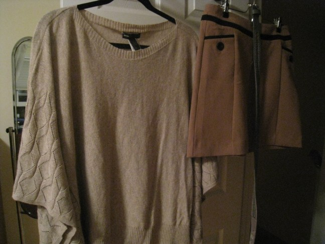 Paris purchases - Mango sweater