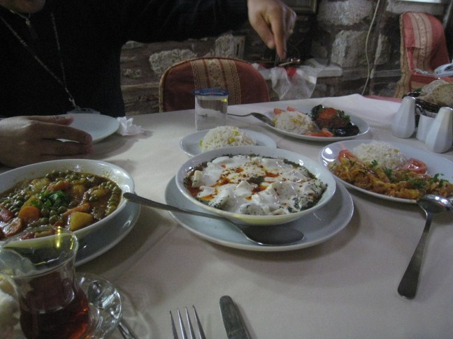 Wonderful Turkish food