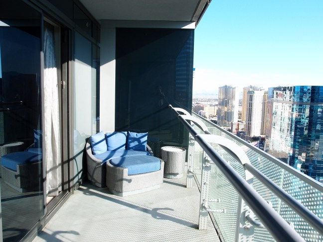 Terrace Suite at the Cosmopolitan, Las Vegas