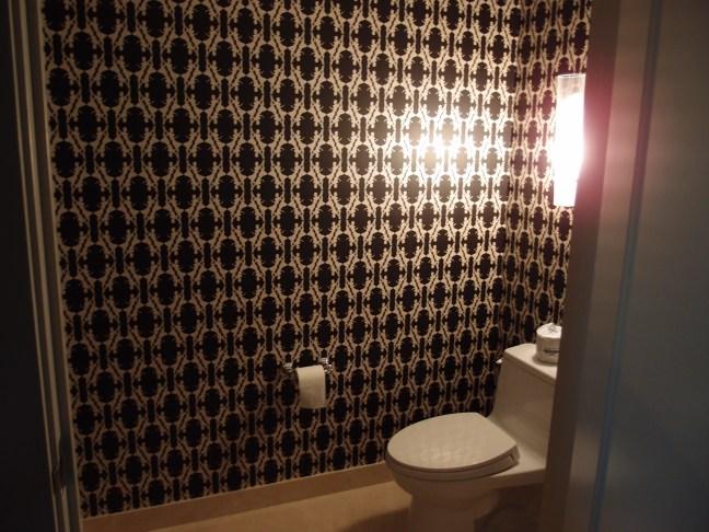 Wallpaper in the Terrace Suite, Cosmopolitan, Las Vegas