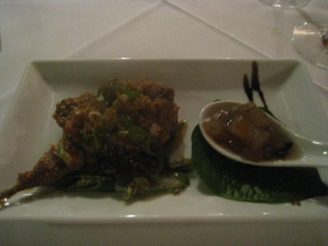 modern Australian cuisine at Ochre, Cairns