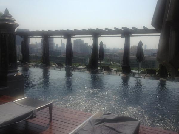 Pool at St. Regis, Bangkok