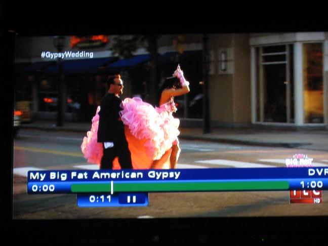 Gypsy street walkers