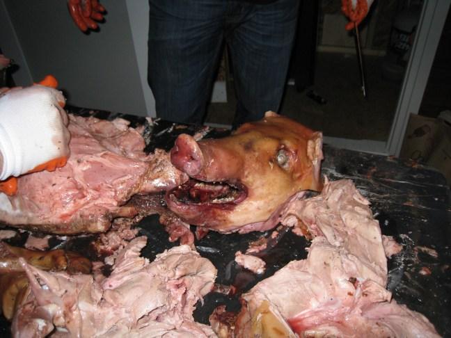 Porktober carnage