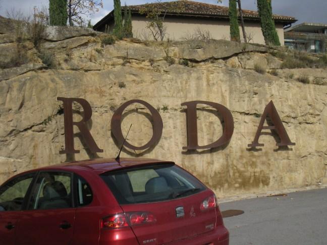 Bodegas Roda in Spain