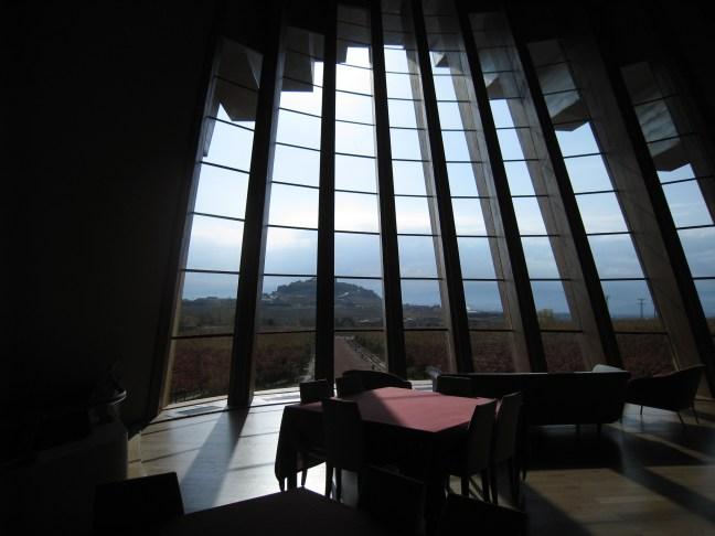 Ysios winery, Rioja, Spain