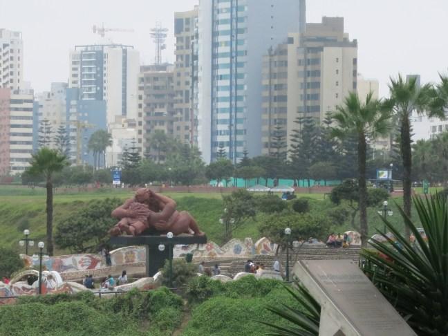 Love Park Miraflores Lima
