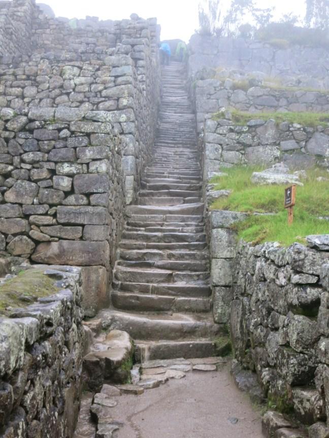 Machu Picchu stairmaster