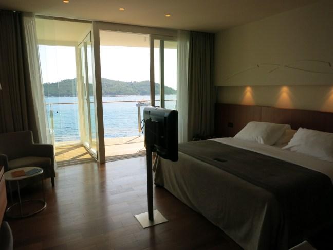 Room at Villa Dubrovnik, Croatia