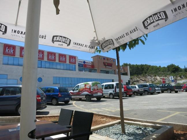 Stari Grad ferry terminal, Hvar, Croatia
