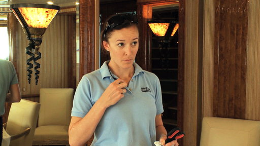 adrienne on Below Deck