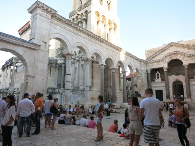 Diocletian Palace, Split, Croatia