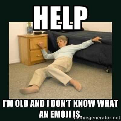 Emoji Life Alert