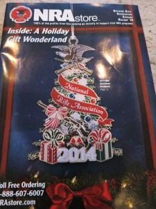 NRA Christmas Catalog