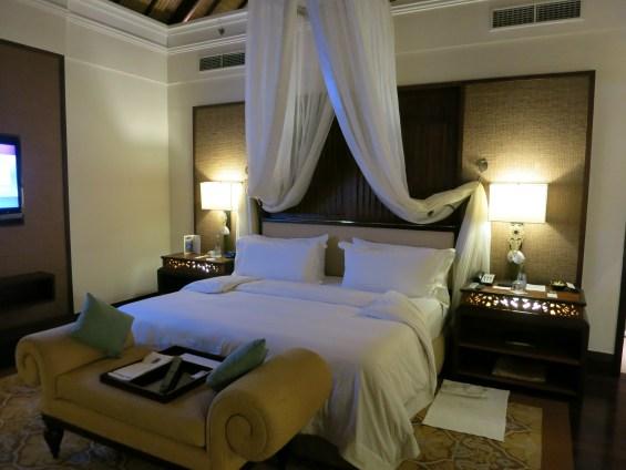 St. Regis Bali bedroom