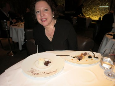 Birthday at Le Bernardin