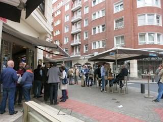 Bilbao - Zintzoa game day