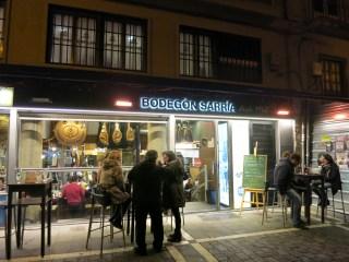 Pamplona - RotB stop 8 - Sarria exterior