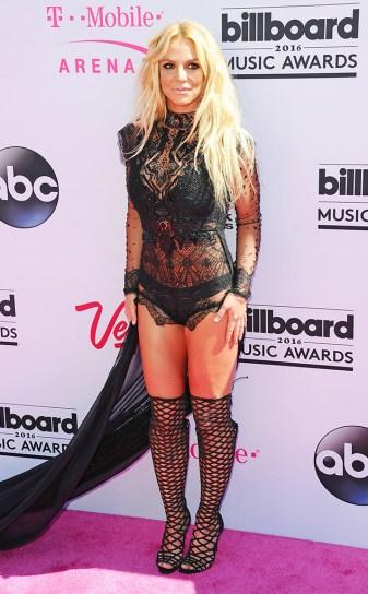 Britney at BMA