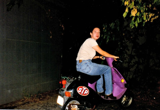 scooter risk taker