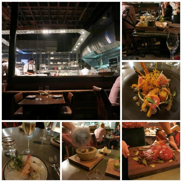 Test Kitchen collage