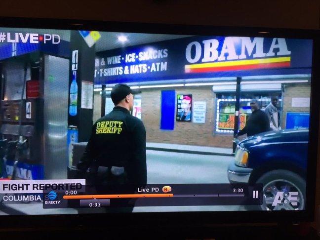 Obama store