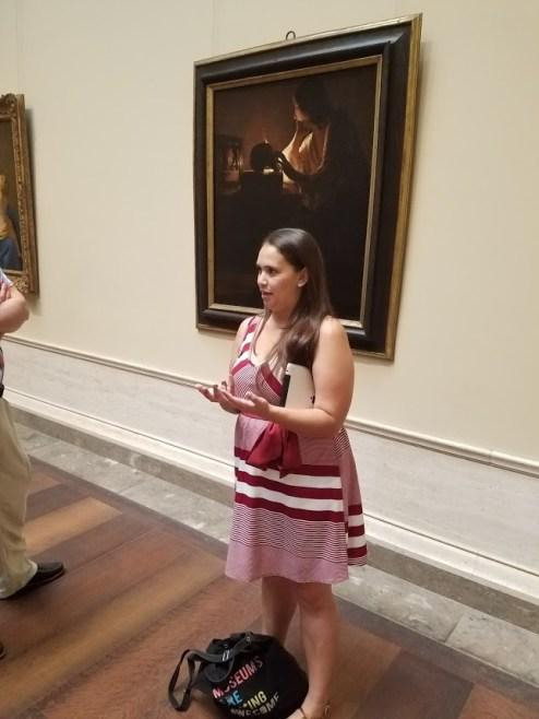 Museum Hack Hannah