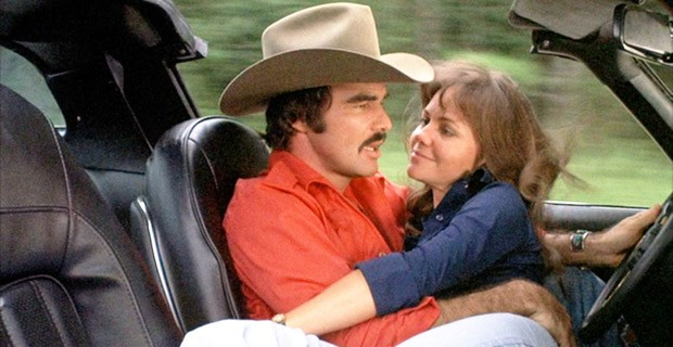 Sally and Burt