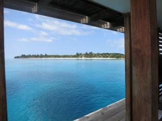 Underwater room - Manta Resort, Pemba