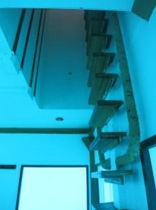 Pemba underwater room - ladder 2