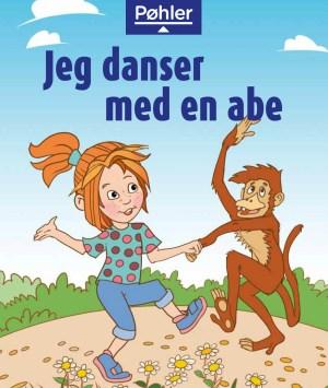 Solstrålebøger Jeg danser med en abe forside